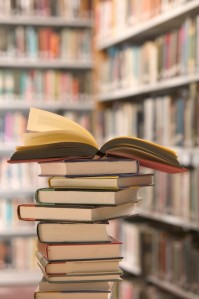Book Stack Clip Art