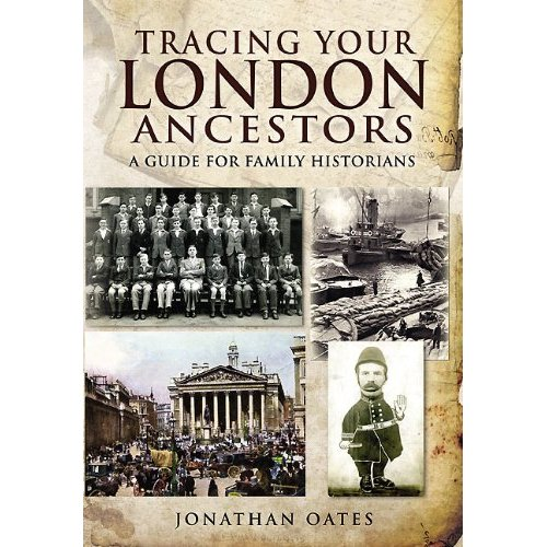 London Ancestors Book Image