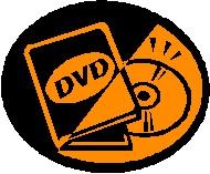 DVD Clip Art