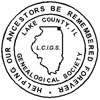 Lake County Genealogical Society Logo
