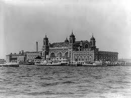 Ellis Island Photo