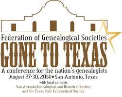 2014 FGS Conference Logo