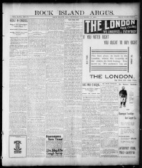 Digital Newspaper Image