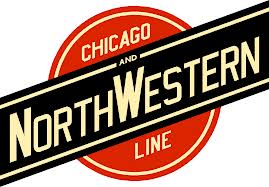 Chicago and North Western Railroad Logo